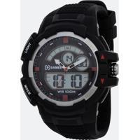 Relógio Masculino Xgames Xmppa231 Bxpx Digital 10Atm