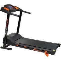 Esteira Eletrônica Energy 2.1 Dream Fitness - Unissex-Preto
