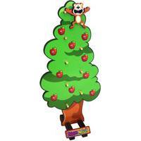 Árvore Maninho Artesanatos Maluca De Madeira - 83477 - Verde