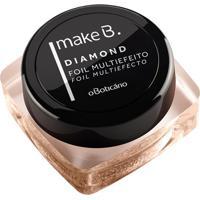 Make B. Sombra Foil Multiefeito Diamond Fancy 4G