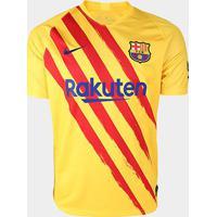 Camisa Barcelona Senyera 19/20 Nike Edição Limitada - Masculina - Masculino