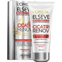Elseve Cicatri Renov - Leave-In 50Ml - Unissex-Incolor