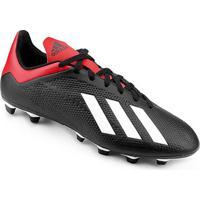 35b1bc13a2c55 Netshoes; Chuteira Campo Adidas X 18 4 Fg - Unissex