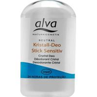 Alva Desodorante Stick Kristall Sensitive 60G
