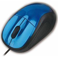 Mouse Óptico Usb 800Dpi Leadership Plenus Azul