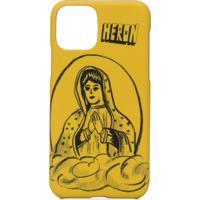 Heron Preston Heron Print Iphone 11 Pro Case - Amarelo