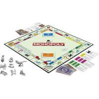 Jogo Monopoly Classic Tabuleiro - Unissex-Incolor