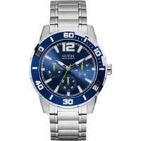 Relógio Guess Masculino Aço - W1249G2