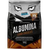 Albumina Desidratada 500G - Proteina Pura - Unissex-Chocolate