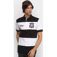 Netshoes  Camisa Polo Corinthians Democracia 1982 Masculina - Masculino 4ca5b3530b274