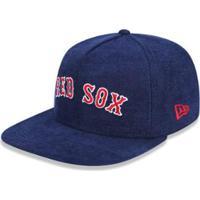 ... Boné 950 Boston Red Sox Mlb Aba Reta New Era - Masculino-Marinho e58e113f007