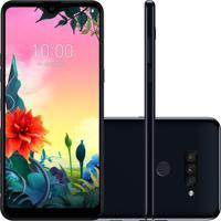 Smartphone Lg K50S 32Gb Dual Lm-X540Bmw Desbloqueado Preto