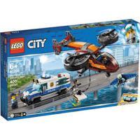 Lego City - Polícia Aérea - Assalto De Diamante - 60209