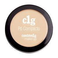 C1G Pó Compacto Contém1G Make-Up Cor 02