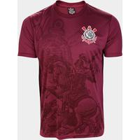 Camiseta Corinthians St. Jorge Masculina - Masculino
