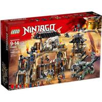 Lego Ninjago - Poço Do Dragão - 70655