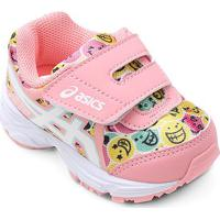 Tênis Infantil Asics Sugar Baby 3 Ts Running - Unissex-Branco