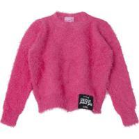 Blusa Fluffly Rosa