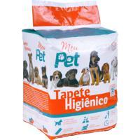 Tapete Higiênico Canino Para Cães Meu Pet - C/ 15 Unidades 58Cm X 60Cm