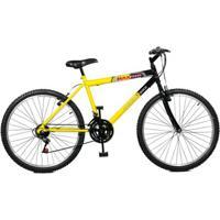 Bicicleta Master Bike Aro 26 Max Power 18 Marchas V-Brake - Unissex