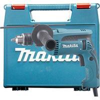 Furadeira De Impacto Makita Profissional Makita Com Maleta 16Mm 680W 220V Hp1640