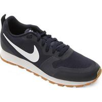 Tênis Nike Md Runner 2 Masculino - Masculino-Marinho+Branco