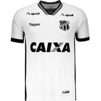 Camisa Topper Ceará Oficial Ii 2018 Masculina - Masculino