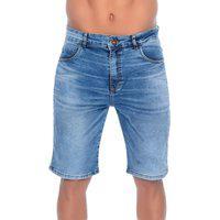 Bermuda Jeans Básica 4 Emporio Alex