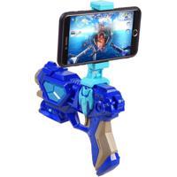Controle Game - Unik Toys - Azul - Kanui
