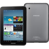 """Tablet Samsung Galaxy Tab 2 7.0 P3100 - Preto - 16Gb - 3G - 3.2Mp - Tela 7"""" - Android 4.0"""