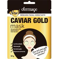 Máscara Facial Dermage Caviar Gold 10G