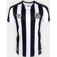 Camisa Santos Ii 2019 S/N° Torcedor Umbro Masculina - Masculino