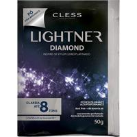 Pó Descolorante Diamond Lightner 50G
