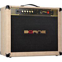 Amplificador Para Guitarra Borne Vorax 2100 Palha 100W Rms