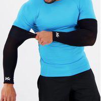 Manguito Kanxa Essential Sport Vôlei Preto