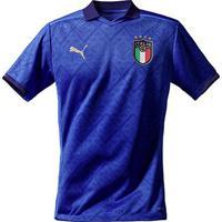 Camisa Seleção Itália Home 20/21 S/Nº Torcedor Puma Masculina - Masculino