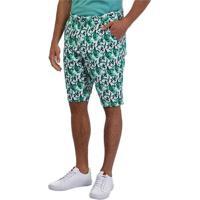 Bermuda Masculina Sarja Verde