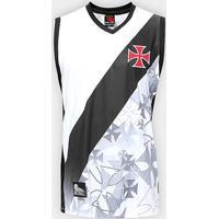 Camiseta Regata Vasco Hoop Masculina - Masculino