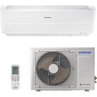 Ar Condicionado Split Wind Free Inverter 22.000 Btus Quente E Frio Samsung 220V