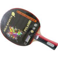 Raquete Polaris Treino 4 Stars - Gold Sports