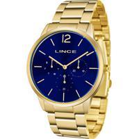 Relógio Lince Feminino Lmgj087Ld2Kx