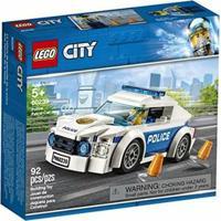 Lego City 60239 Carro Patrulha Da Polícia - Lego