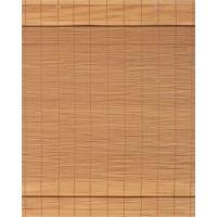 Persiana Soho Romana Bambu 100X140 - Evolux - Oak
