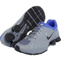 94eebe401d Tênis Nike Sportswear Shox Turbo 14 Cinza