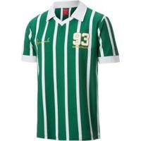 Camisa Palmeiras Retrô Gol Animal 1993 Masculina - Masculino