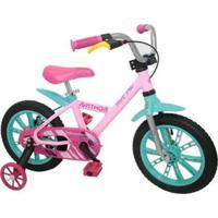 Bicicleta Infantil Nathor First Pro 14 - Unissex