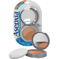 Asepxia Maquiagem Creme Antiacne Cor Bronze