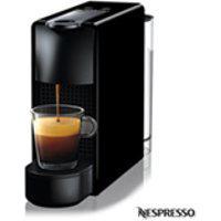 Maquina De Cafe Nespresso Essenzia Mini Preta Para Cafe Espresso - C30-Br