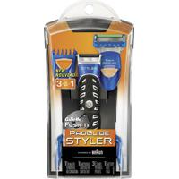 Aparelho De Barbear Gillette Proglide Styler 3 Em 1