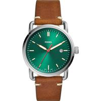 Relógio Analógico Fossil Masculino - Fs5540/0Kn Marrom